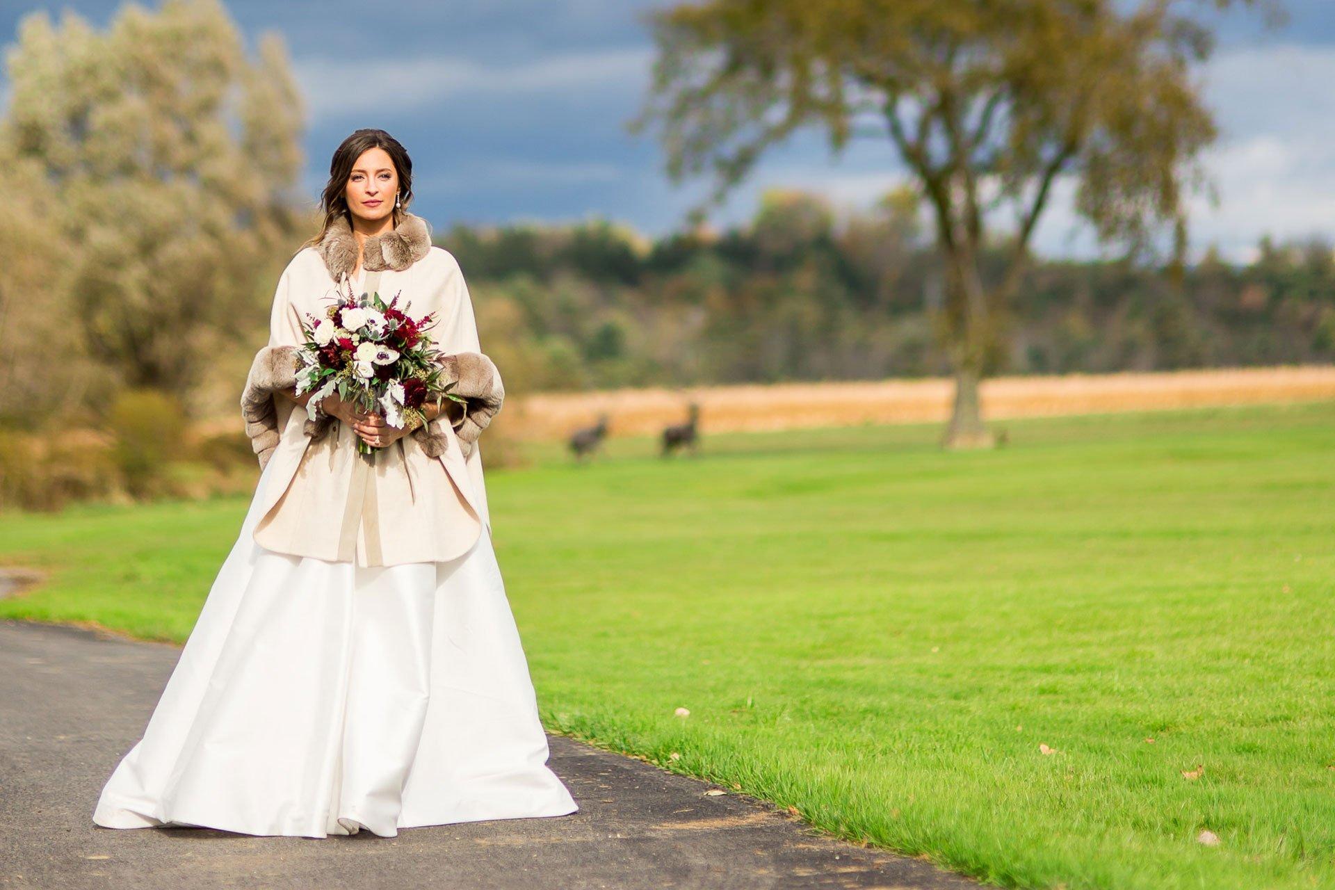 Hunt & Harvest wedding